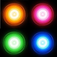color sphere set