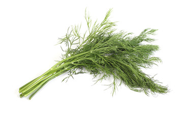 sheaf of green dill