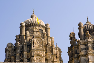 Bhuleshwar, famous  Hindu Temple of Lord Shiva.