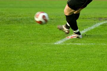 soccer or football goalkeeper