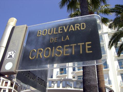 Boulevard de la Croisette