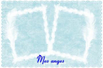 cadre anges