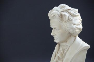 Aluminium Prints Historic monument beethoven