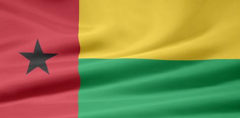 Guinea-Bissau Flagge