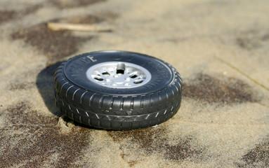pneu échoué 4