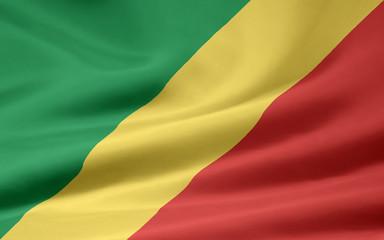 Kongo Flagge
