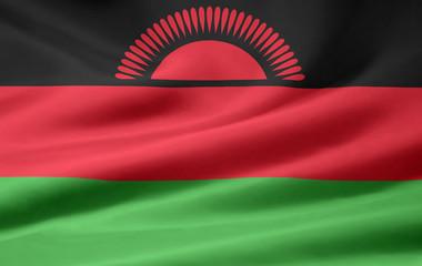 Malawische Flagge