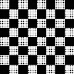Checkered Weave