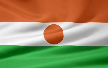 Nigrische Flagge