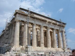 Parthenon Acropolis, Athens