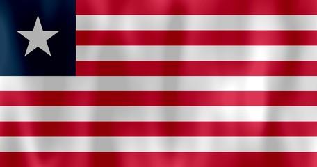drapeau liberia flag