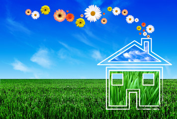 la casa ad impatto zero