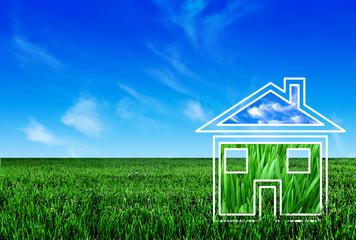 la casa ecologica