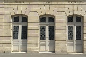 Rathaus, Dijon, Burgund