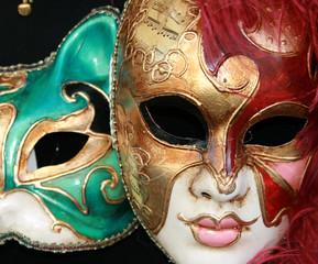 Frauenmaske