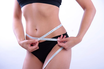 fitness körper frau abnehmen