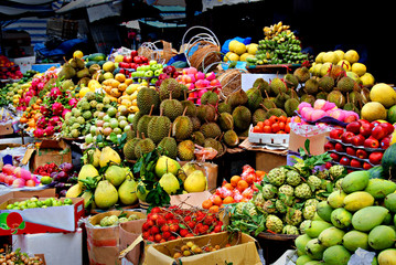 Exotic fruits 2