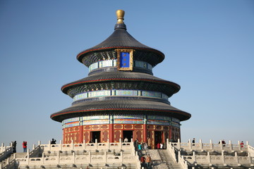 Photo sur Toile Pékin Temple of Heaven I - Beijing, China
