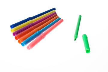 color pens - II