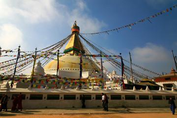 Stupa de Bouddhanath