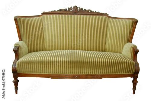 antikes biedermeier sofa stockfotos und lizenzfreie bilder auf bild 7708802. Black Bedroom Furniture Sets. Home Design Ideas