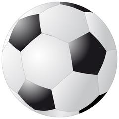Fußball - plastisch