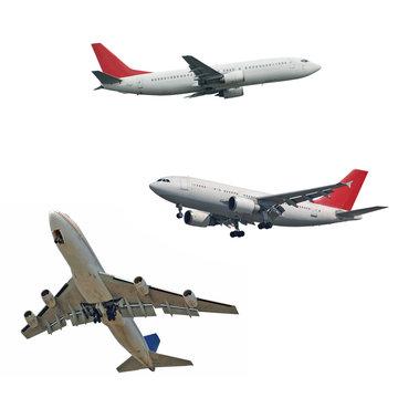 isolated passenger jets, isolated