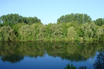 L'Oise à Cergy-Pontoise