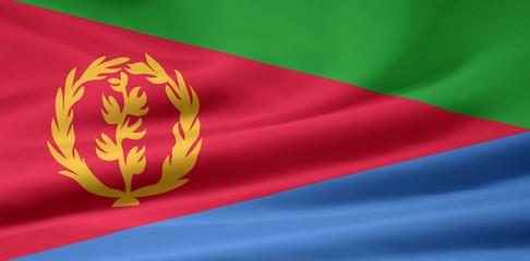 Eritreische Flagge