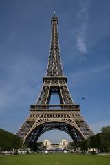 Poster Eiffeltoren tour eiffel