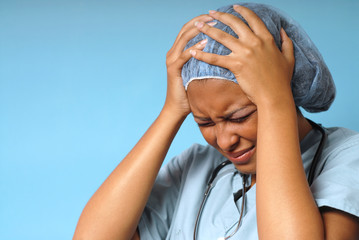 Stress at the hospital