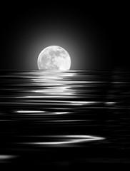 Moon Glow - fototapety na wymiar