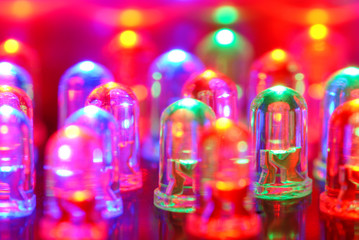 LED Hintergrund