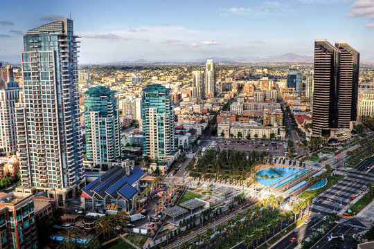 Downtown San Diego HDR