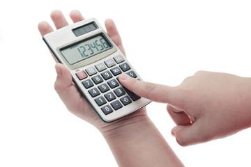 Operating calculator