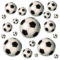 palloni su bianco