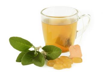 Heisser Tee