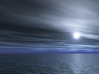 Full-moon night