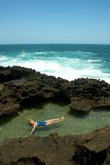 Mar Chiquita Cove & Cueva de las Golondrianas in Puerto Rico