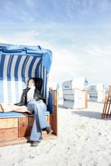 Strandkorb - Beach chair
