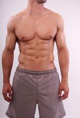 mann waschbrettbauch fitness vorbild erfolg ziel