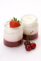 fruity jogurt