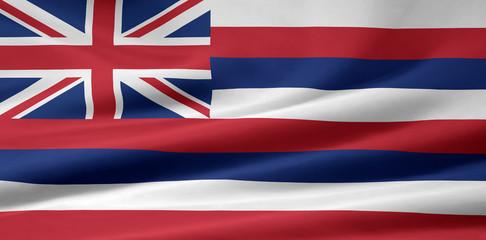 Hawaiianische Flagge