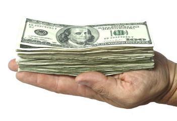 Handfull of Money