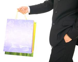 Carrying Shopping Bag