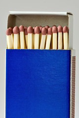 Matchsticks box