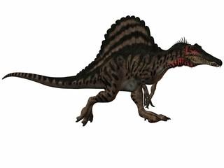 Spinosaurus-3D Dinosaurier