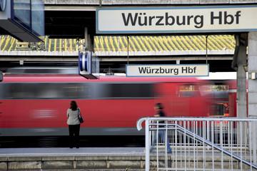 Bahnhof Würzburg