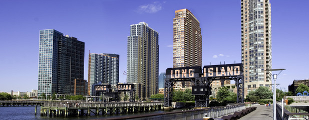 Long Island City Skyline