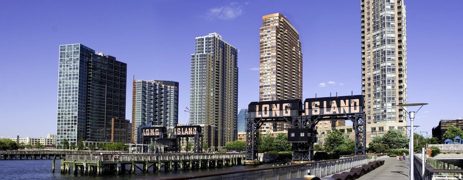 Long Island City Skyline